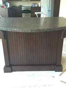 Distinctive Kitchens custom Kitchen Island London Ontario image 2