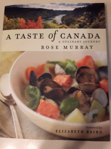 COOKBOOK BY ROSE MURRAY
