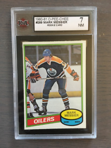 1980-81-O-Pee-Chee-Messier-Bourque-Goulet RCs, Gretzky multiple