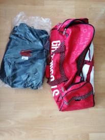 Cricket or Tennis bags squash