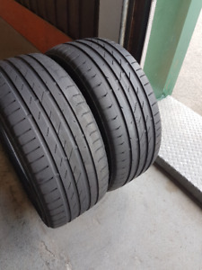 225/40R18 NOKIAN MARK, 2 SUMMER TIRE FOR SELL