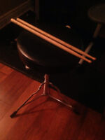 (NEED GONE FAST) Yamaha DTXploter Drum Set and a Chair
