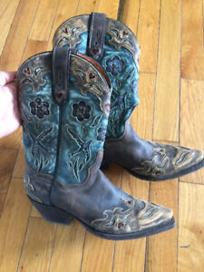 Cowboy / Cowgirl Boots (Retail $300)
