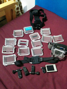 GoPro accessories Edmonton Edmonton Area image 1