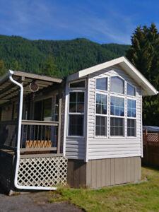2 Bedroom Modular Home - Youbou, BC