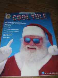 Christmas Cool Yule... for Clarinet/ Tenor sax music book