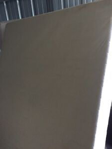 2 double mattresses in good condition London Ontario image 2