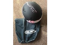 HJC medium, size 56 bike helmet.