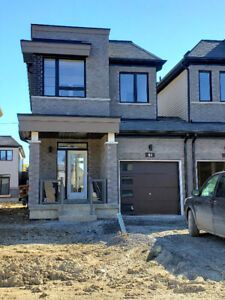 Brand new semi-detached near the lake in Bowmanville