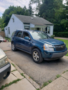 2006 equinox 137,238 original km