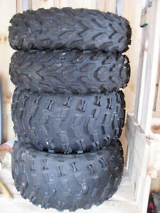 Set of NEW ATV tires