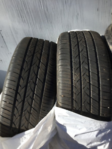 Tires - Toyo - 235/55/R18 Versado Noir - Set of 2
