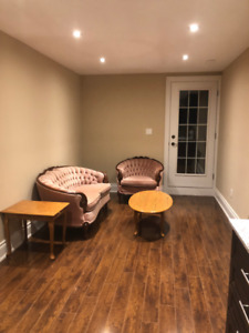 BRAND NEW BASEMENT APARTMENT - MIDLAND & ST.CLAIR