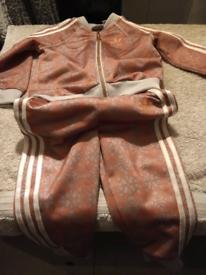 Infant Adidas tracksuit