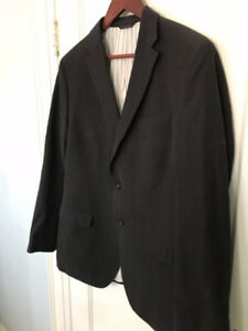Brown Blazer / Sport Jacket/Coat - Banana Republic (Hardly Worn)