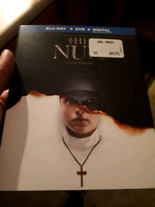 The nun blue ray