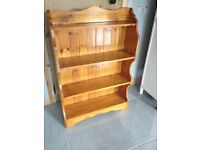 Bookcase - Pine - Can Deliver