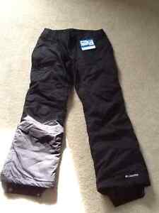 Womens Black Columbia Snow Pants-Size Large Brand New with Tags Kitchener / Waterloo Kitchener Area image 1