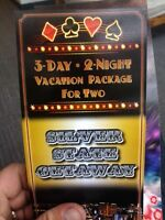 3 day - 2 night Vegas Vacation Package for two!