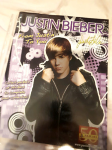 Justin Bieber 2011 magazines poster mags stickers, sticker mags