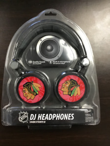 New NHL DJ Headphones