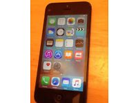 Apple iPhone 5 black 16GB unlocked to any network 2237