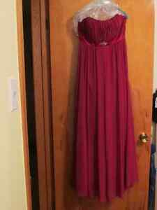 Strapless Long Dress (for a prom or wedding)