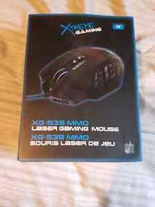 MMO Mouse / Souris MMO