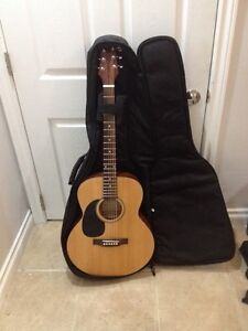 Acoustic Guitar + Case/Taylor Swift Picks