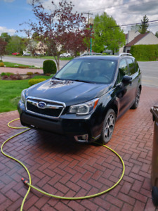 Subaru Forester XT Limited turbo full equip avec garantie