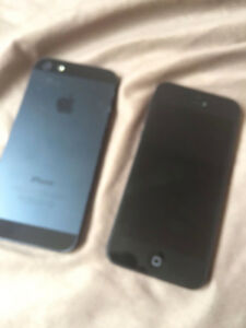 2 - iPhone 5 (Unlocked, 16GB) $100 Each Firm