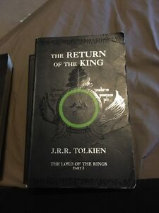 Lord of The Rings Book Set Cambridge Kitchener Area image 4