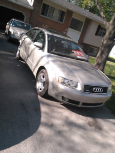 Audi 1.8t automatic fully loaded only 144000km