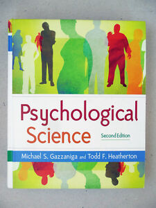 Gazzaniga & Heatherton: Psychological Science