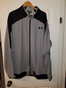 under armour UA Select Warm-Up Basketball Hoodie 4XL NEW