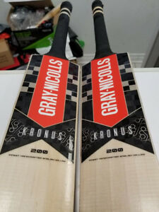 2018 GrayNicolls Kronus 200 English Willow Cricket Bats for Sale