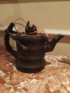 Chinese ancient teapot