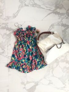 -----Summer Love Floral Dress----styling included