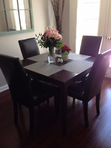 Gorgeous Solid Wood Dining Room Table