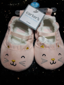 3-6 Month Girl Shoes