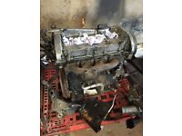 Audi golf 1.8t engine and turbo