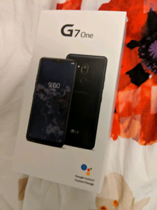 LG G7 One Brand New in Box