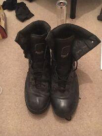 Military Insu-lite Boots.