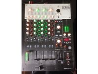 Korg zero4 mixer and midi controller
