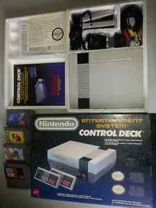 NES compete in box with 4 games Kawartha Lakes Peterborough Area image 2