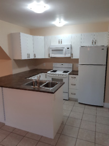 Spacious One Bedroom Suite for Rent