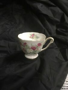 1 Queen Anne bone china cup