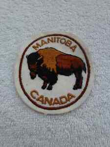 MANITOBA PATCH