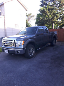 2009 FORD F150 XLT (xtr package)