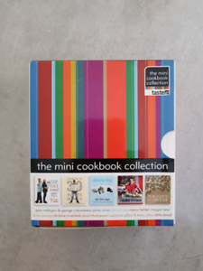 Taste Mini Cookbook Collection Set of 10 Books in Box Brand New Rangeville Toowoomba City Preview